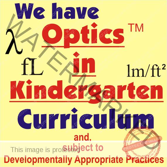 Optics in Kindergarten 570
