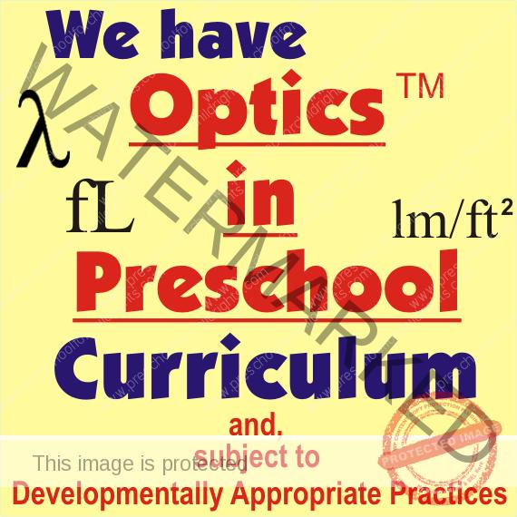 Optics in Preschool 570