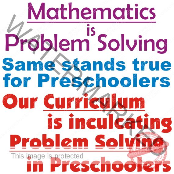 mathematics as problem solving 570