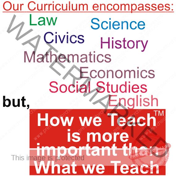 we teach all ad 570