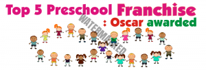 top 5 preschool franchise in india